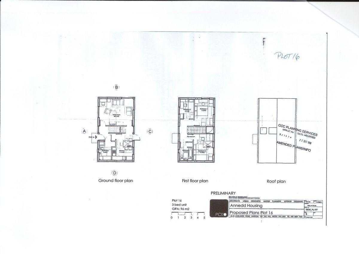 Building Plot for sale Heol Y Dderi, Llanybydder